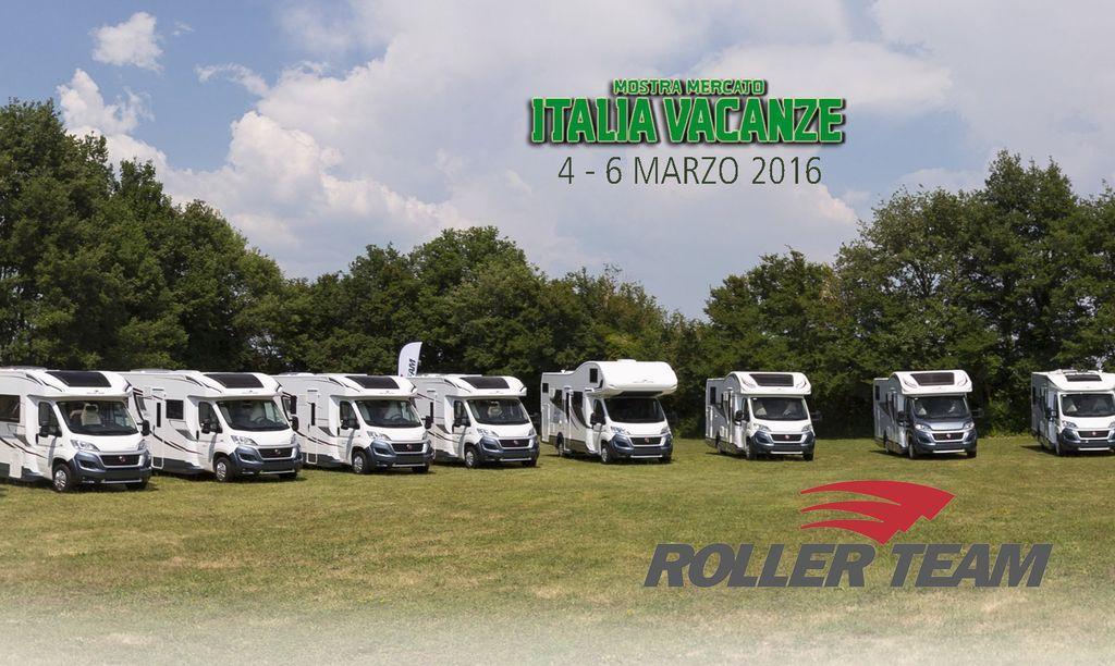 Roller Team a Italia Vacanze