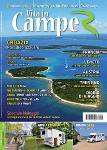 Copertina Vita in Camper 104