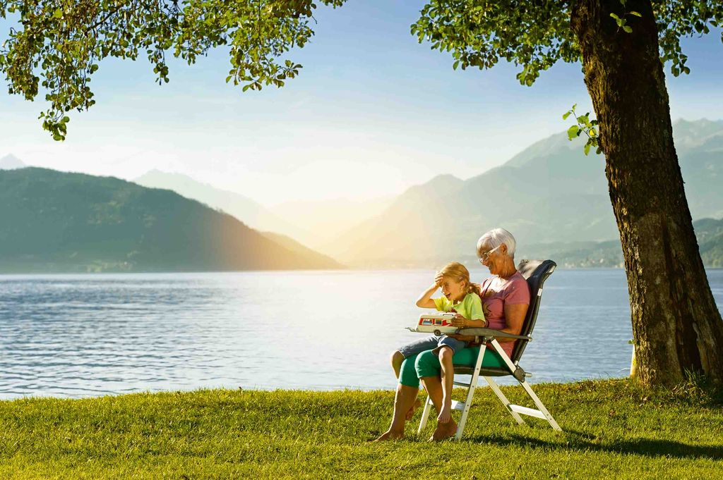 Carinzia campeggio nonni