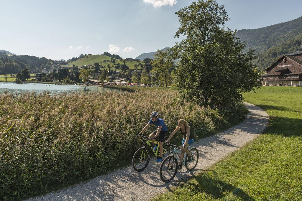 Ferienland Kufstein in bicicletta