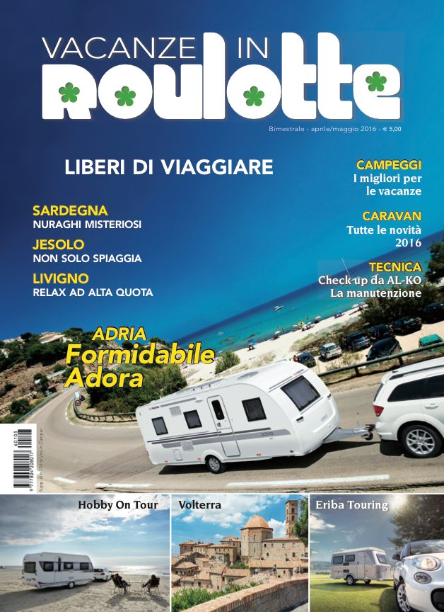 vacanze in roulotte