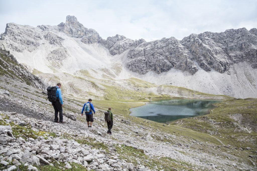 Escursionismo nella Ferienregion TirolWest