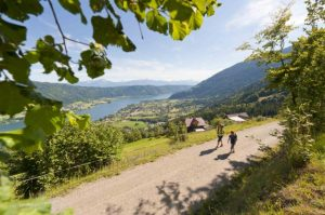 fare trekking a Villach