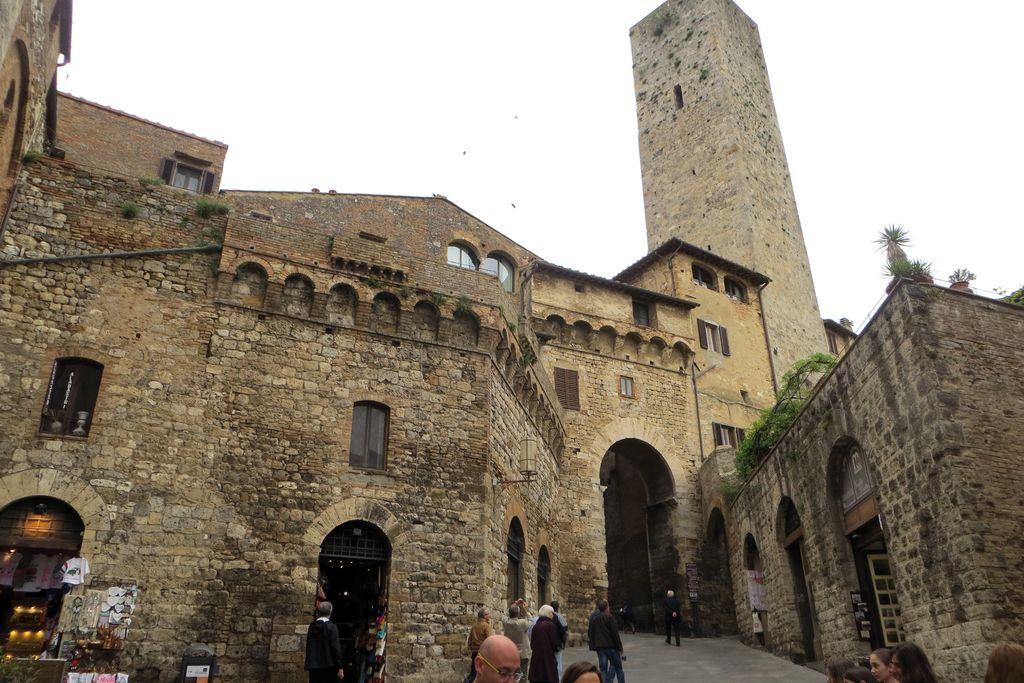 San Gimignano scorci