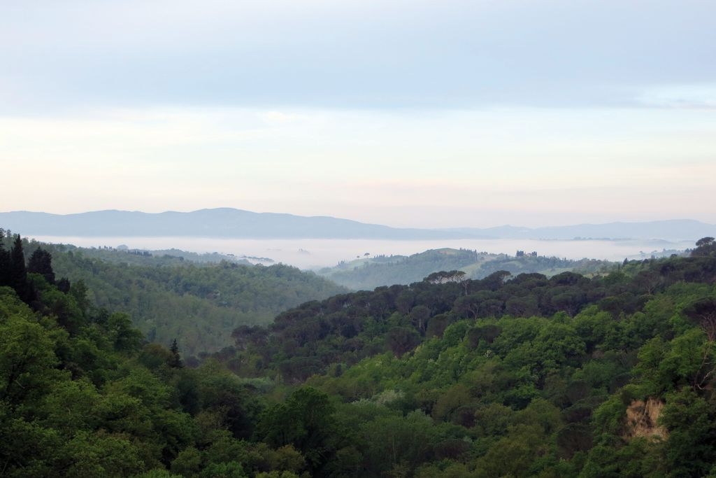 panorama Toscano