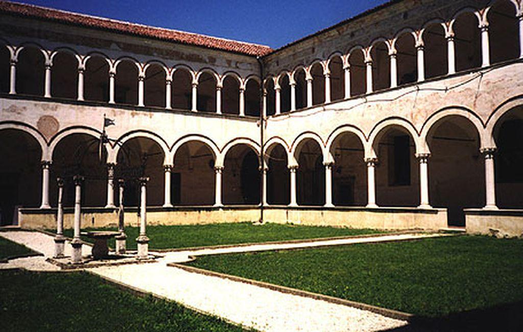 Abbazia Olivetana di San Nicola a Rodengo Saiano