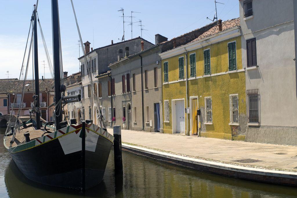 Comacchio canali