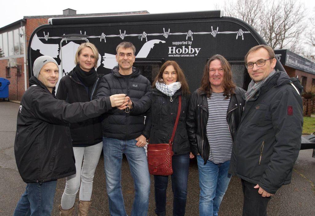 Hobby De Luxe Edition 440 SF