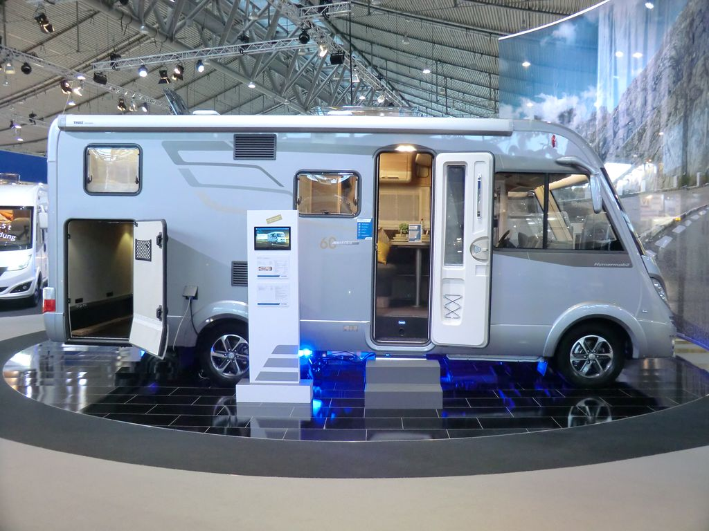 Hymer ML-i cmt 2017