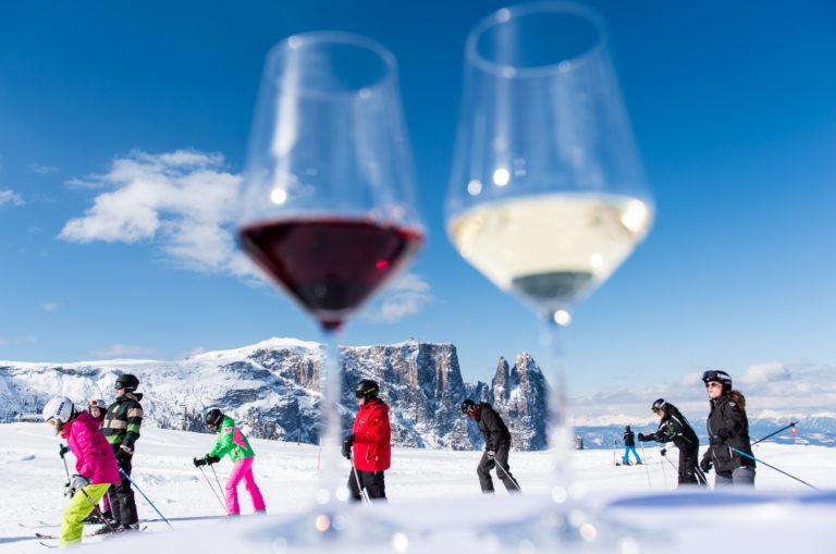 Dolovino on Snow: vini sugli sci
