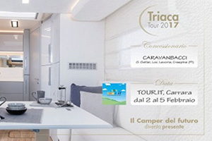 triaca tour 2017