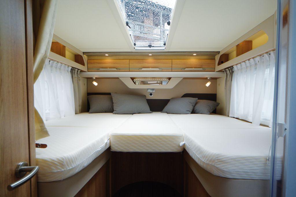 camerada letto sulla nuova Sky TI 700 MG