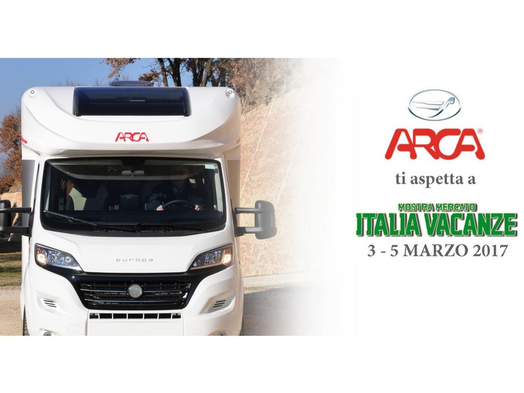 Arca a Italia Vacanze 2017 con Gira Gira