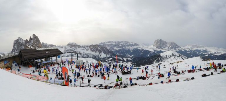 Südtirol Gardenissima: lo slalom gigante più lungo del mondo