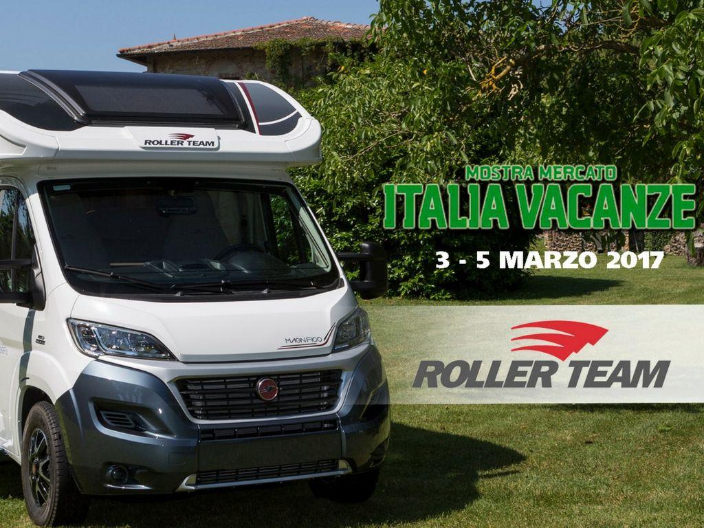 Roller Team Italia Vacanze