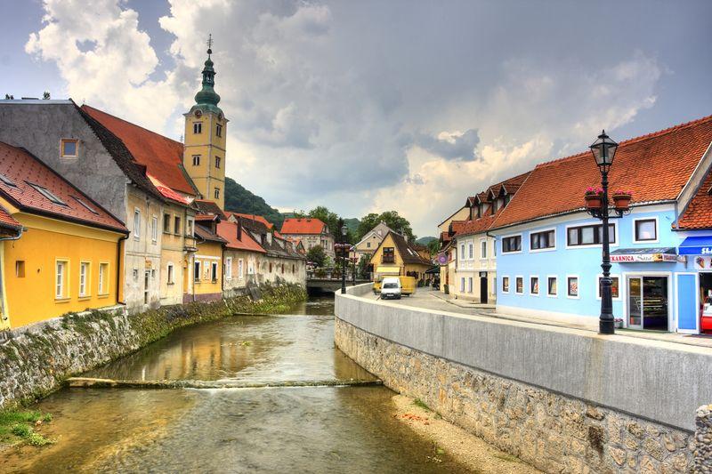 Samobor, vicino Zagabria