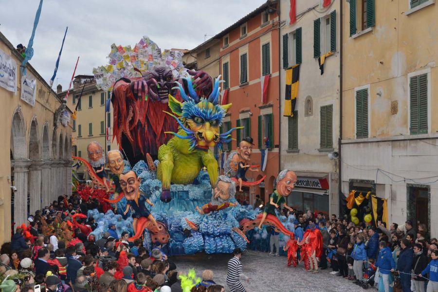 Carnevale di Foiano credit Arezzonotizie.it