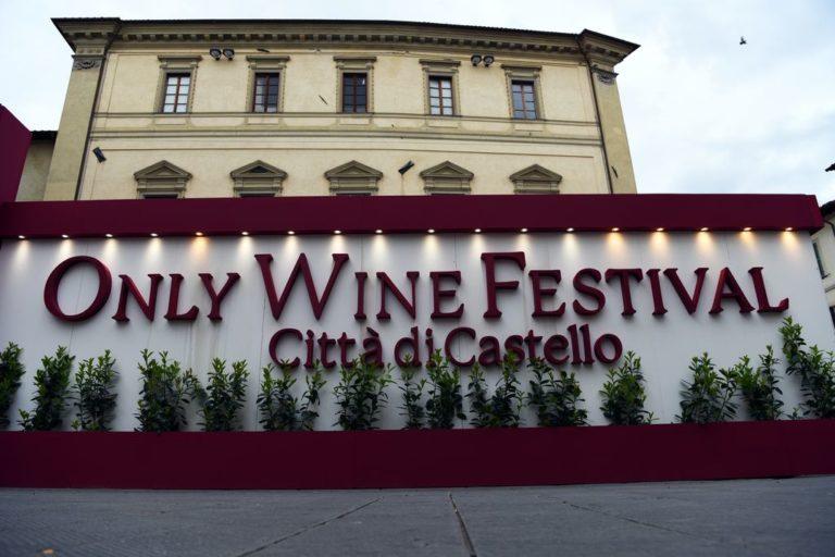 Only wine festival a Città di Castello