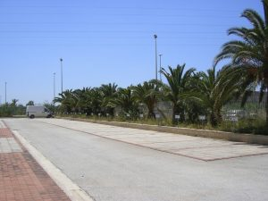 Area Sosta Camper and Tour Trapani