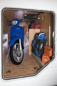 Garage tradizionale