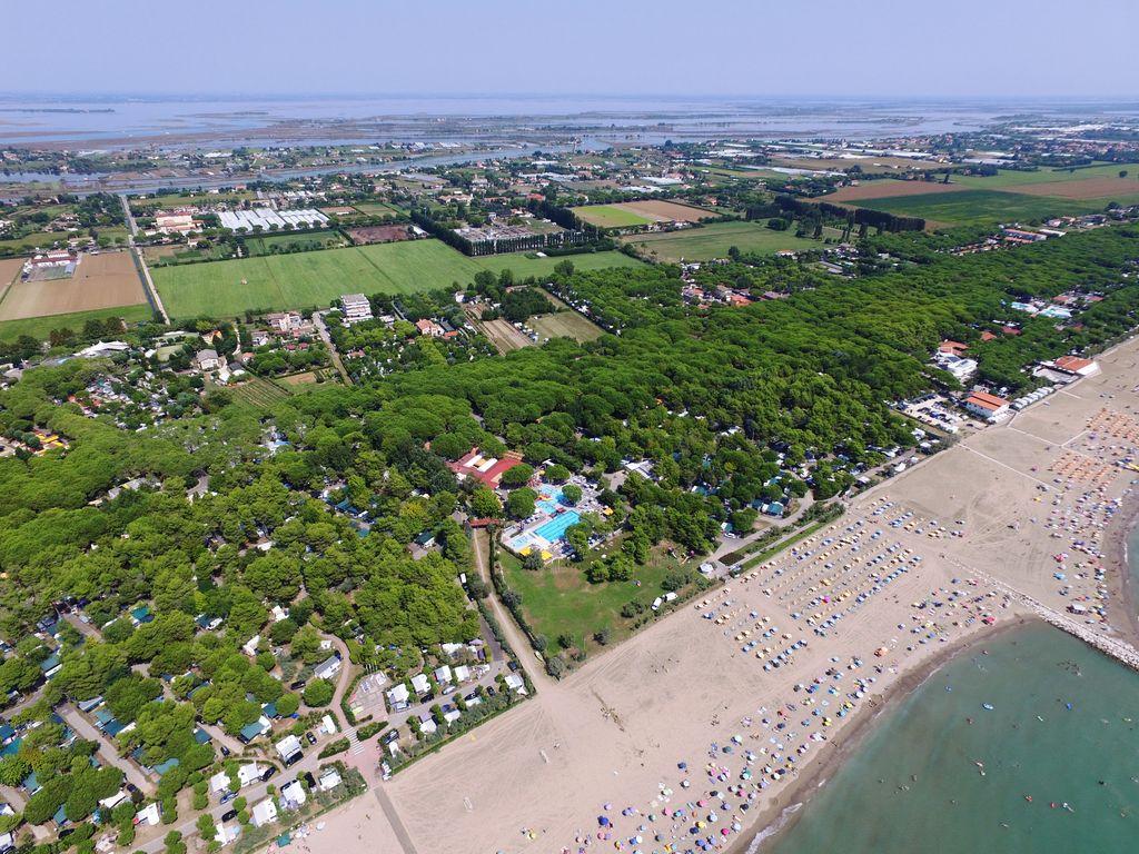 Panoramica Camping Village Mediterraneo