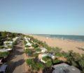Piazzole Frontemare del Camping Village Mediterraneo