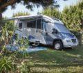 Piazzola del Camping Village Mediterraneo Cavallino