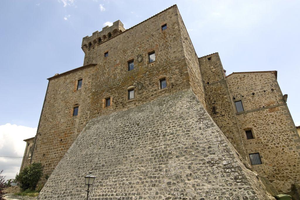 Arcidosso, La Rocca aldobrandesca