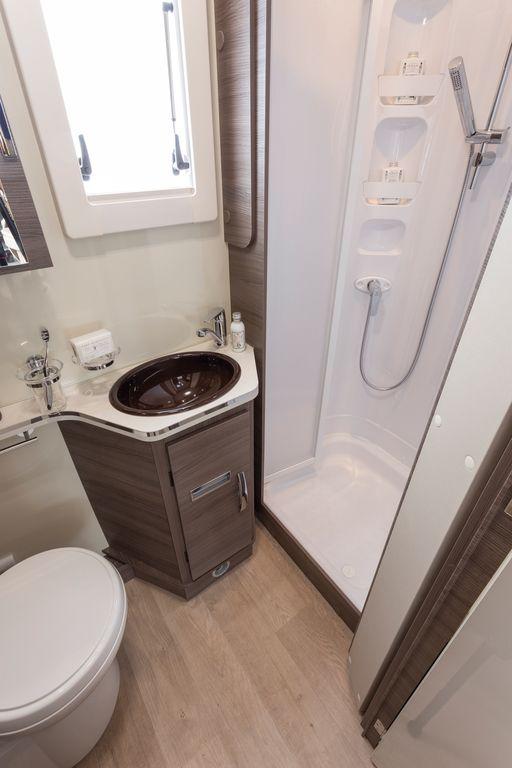 toilette in coda