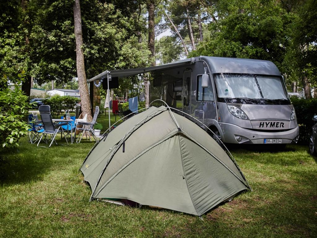 Camping Village Dei Fiori, le piazzole
