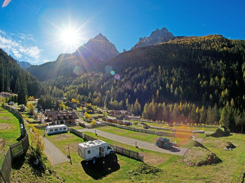 piazzole luxury camping vidor