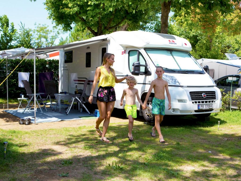 union lido camping