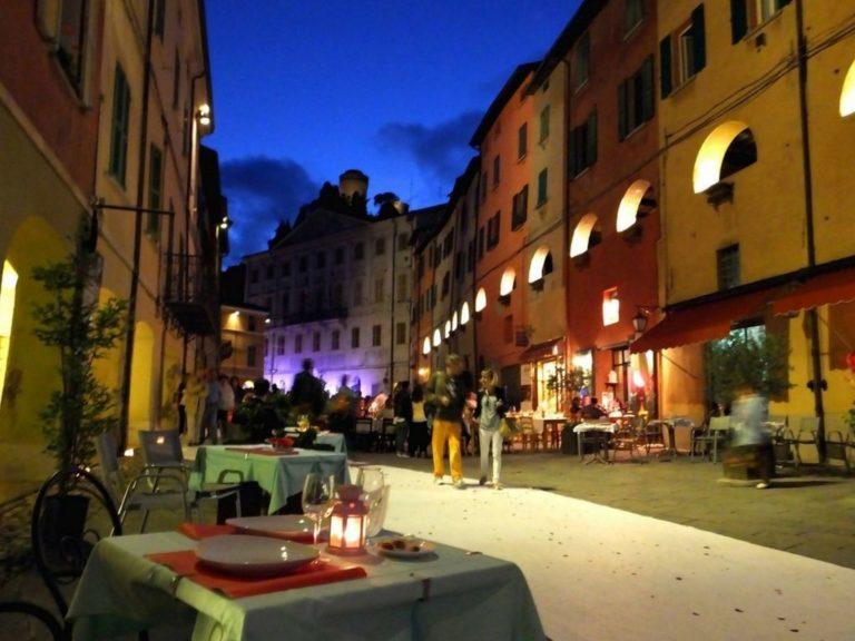 La Notte Bianca dedicata agli innamorati è in Romagna