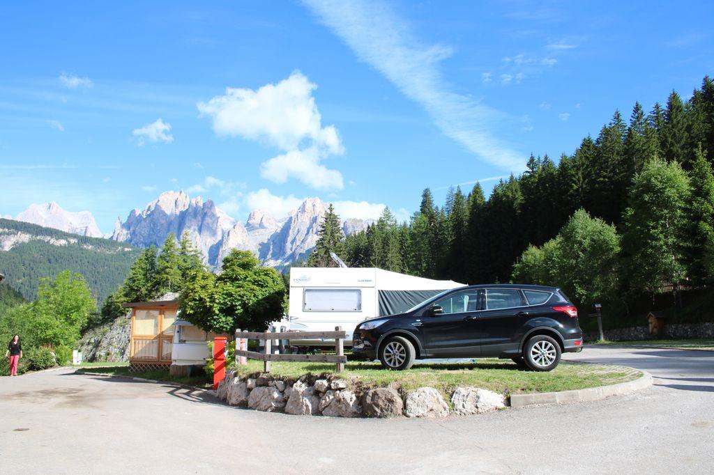 Campin Vidor campeggio