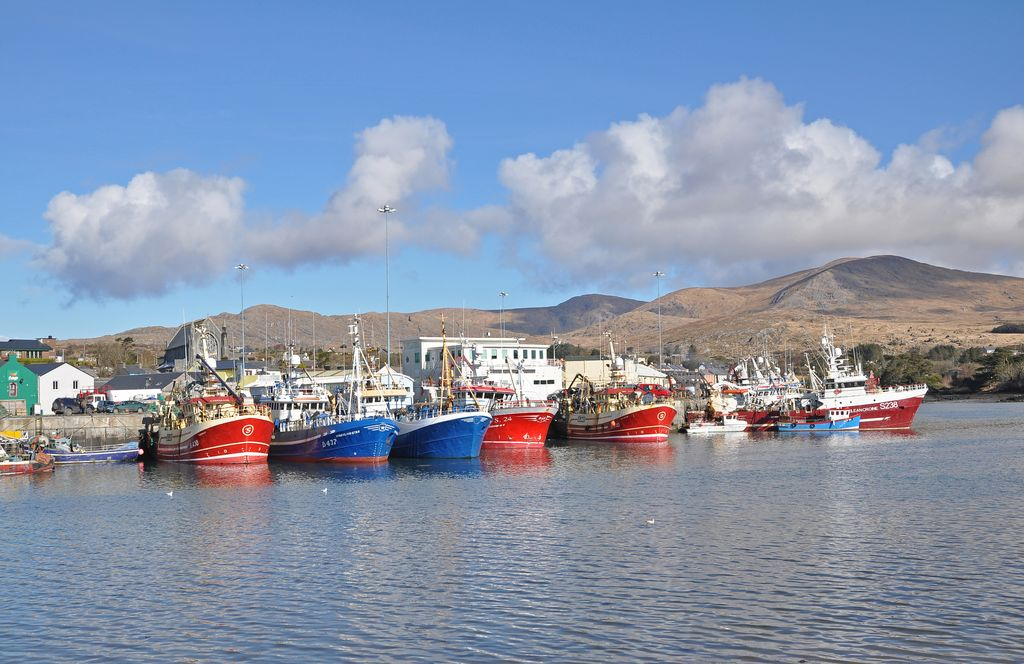 Castletownbere porto