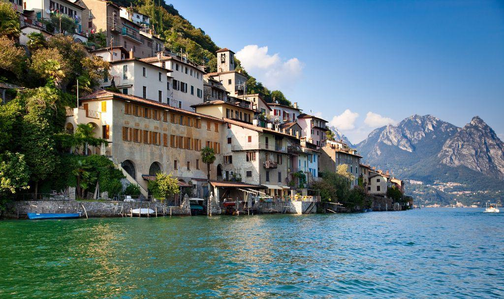 Lago di Lugano, Gandria