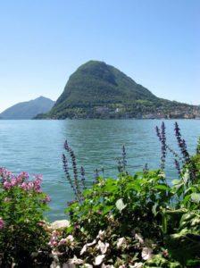 Lago di Lugano panorama