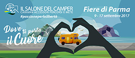 Salone del Camper end 17.09.2017