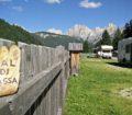 Val di Fassa Camping Vidor