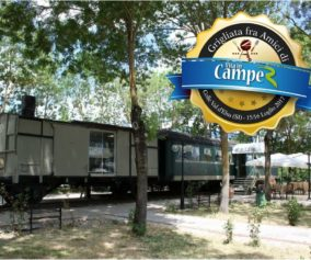 grigliata vita in camper