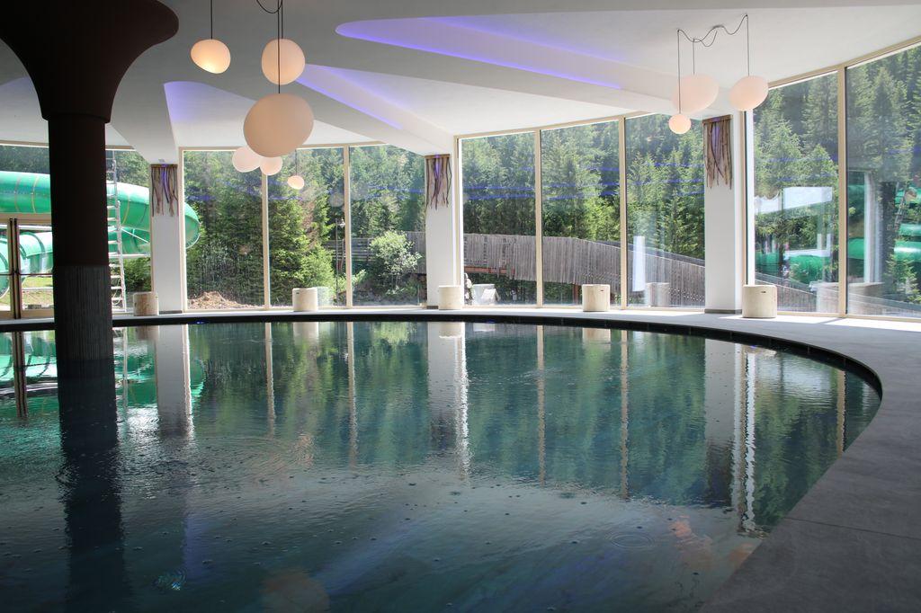 piscina Camping Vidor