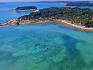 spiaggia medulin