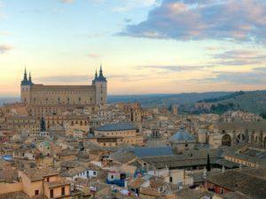 visitare Toledo