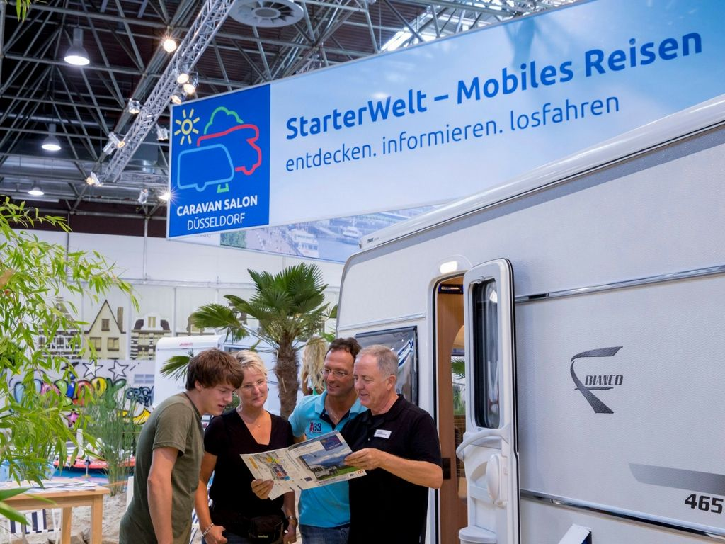 CARAVAN SALON 2017 StarterWorld