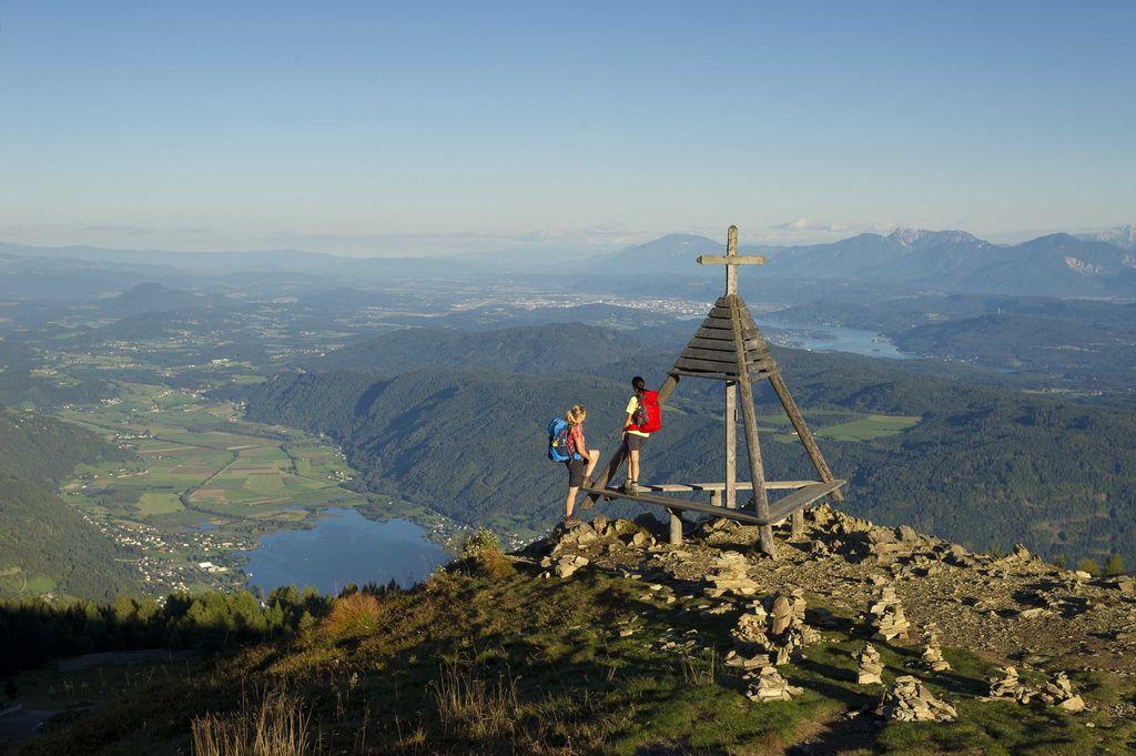 Copyright_Karnten Werbung_Franz Gerdl_Alpe Adria Trail - Gerlitzen Alpe