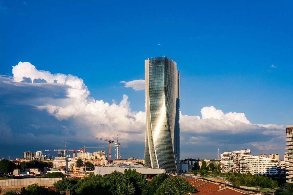 Milano, Torre Hadid - foto di Alberto Fanelli e Andrea Segliani