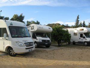 Area Sosta Gli Aranci - Villasimius (CA)