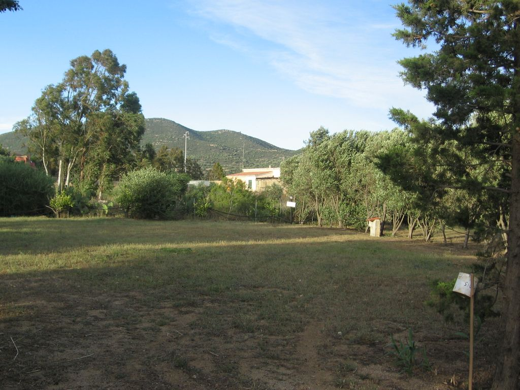 Area Sosta Gli Aranci - Villasimius