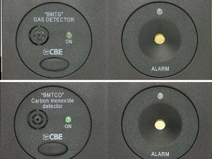 CBE nuovi rilevatori gas