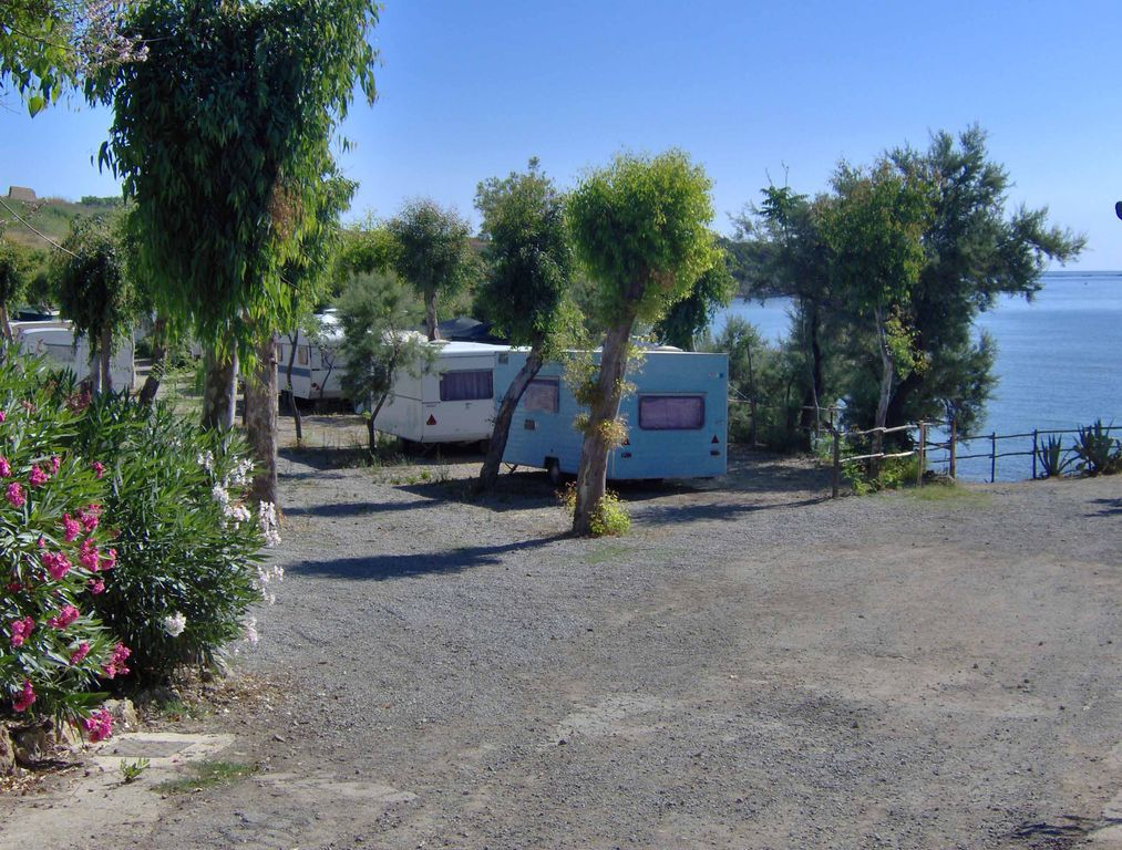 Camping Alfier Crotone